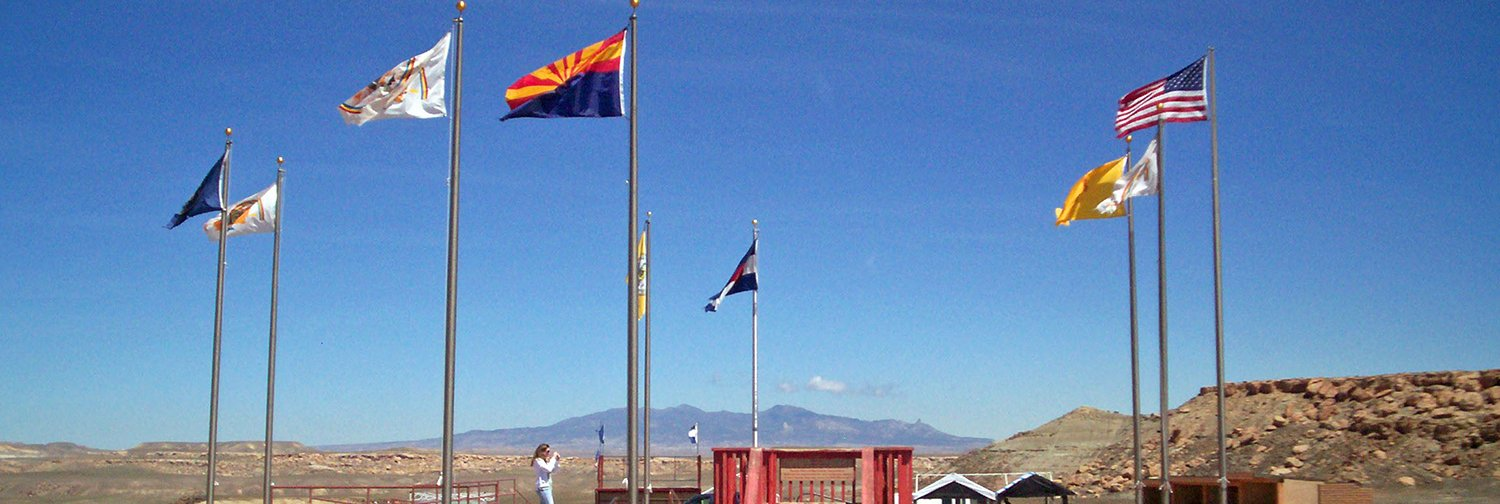four corners monument guida