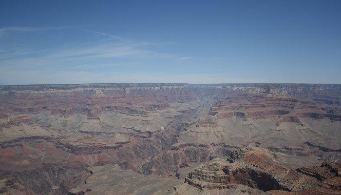 grand canyon viaggio