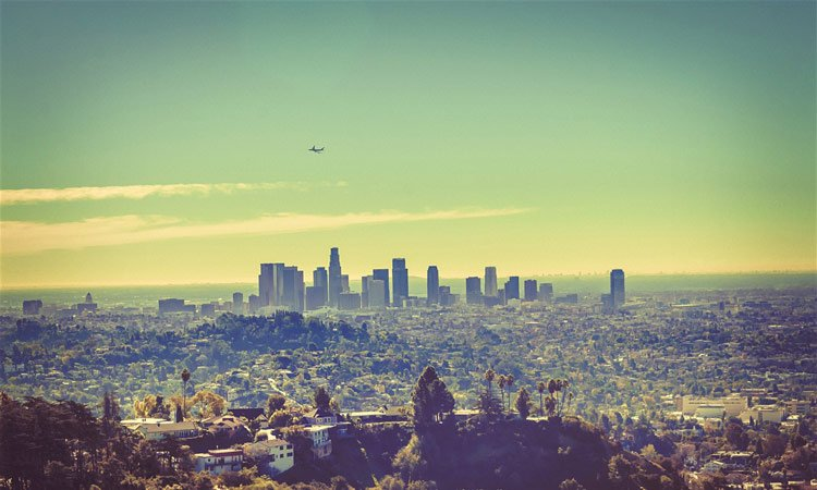 itinerario los angeles
