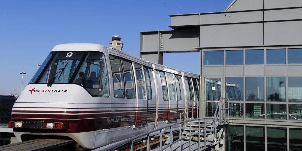 newark aeroporto trasporti
