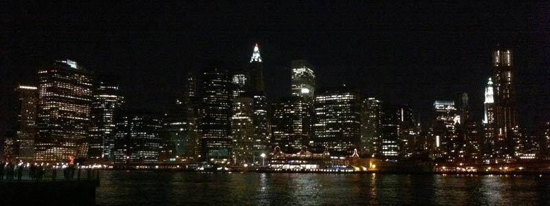racconto new york