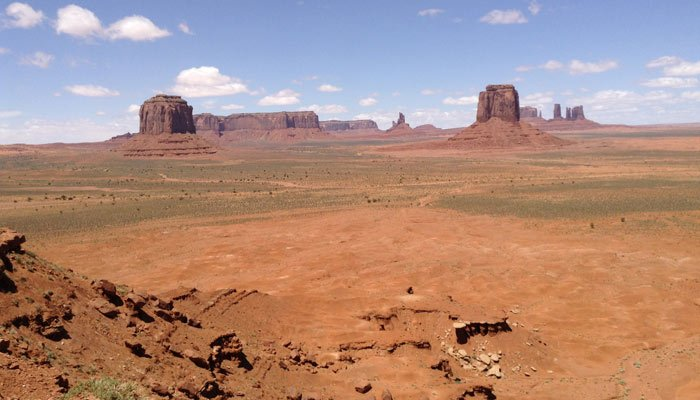visitare monument valley