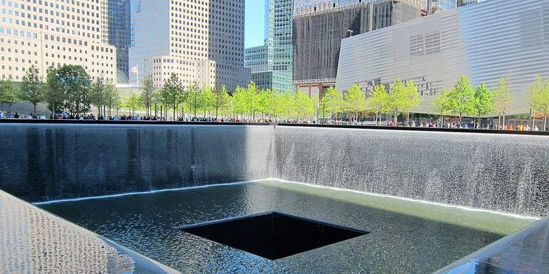 9-11 memorial new york