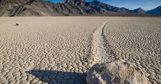 racetrack death valley