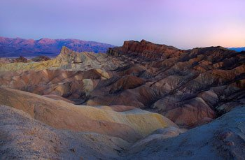 punti interesse death valley