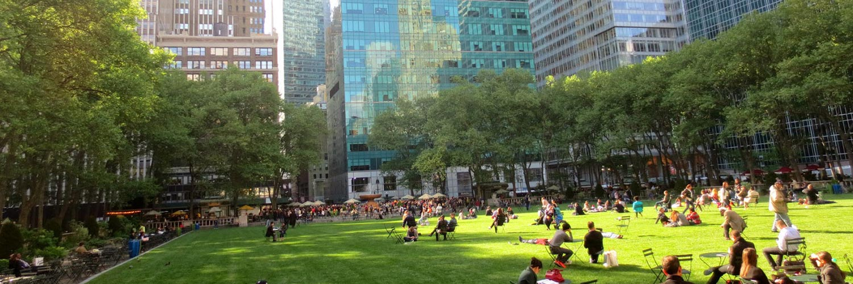 bryant park new york visitare