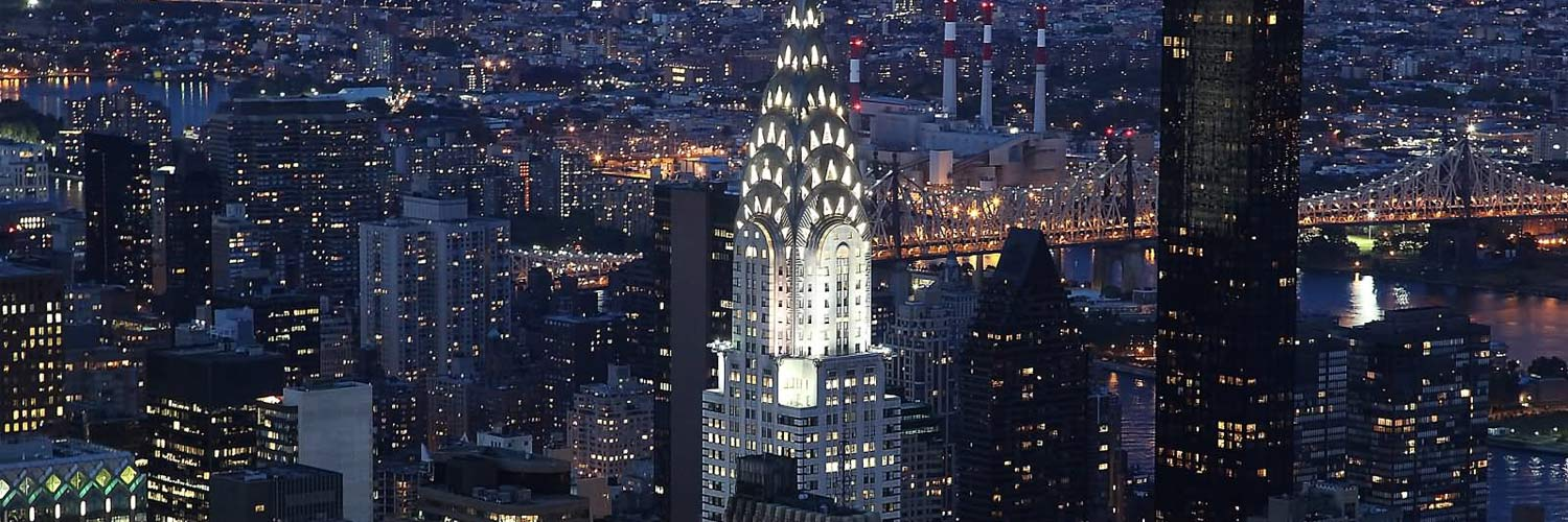 Chrysler building a new york city guida e visita for Appartamenti vacanze new york city manhattan