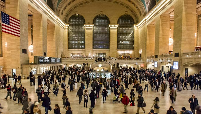 Grand central terminal a new york guida biglietti for Stanze in affitto new york manhattan