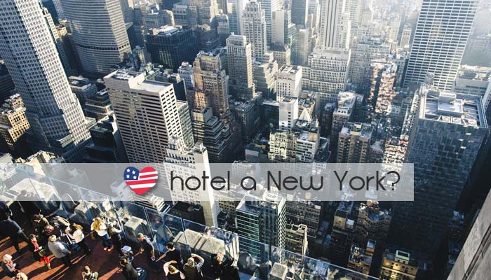 Hotel a new york city trovare un albergo economico di qualit for New york alloggio economico