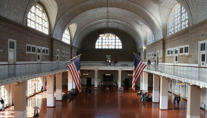 museo immigrazione ellis island