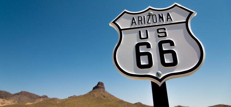 route 66 viaggio