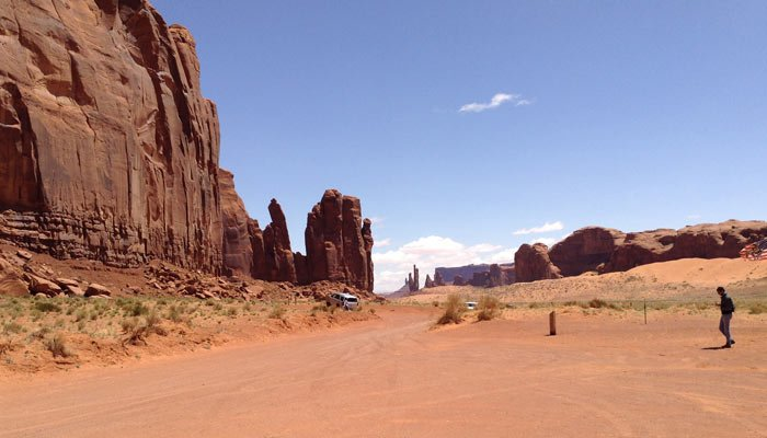 monument valley vedere