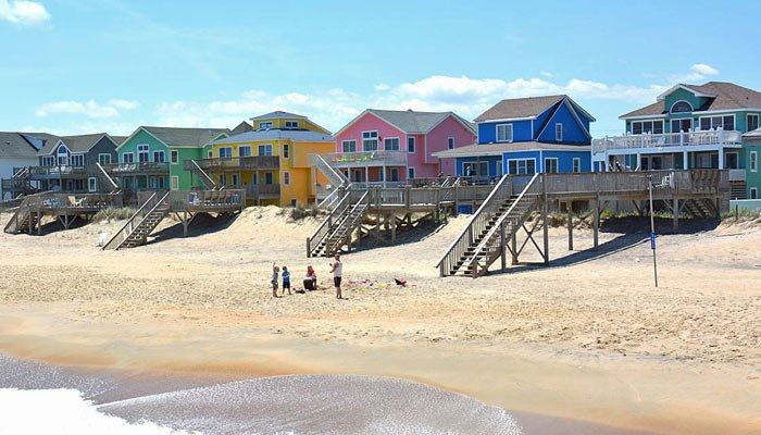 outer banks visitare