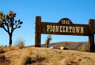 Pioneertown viaggio