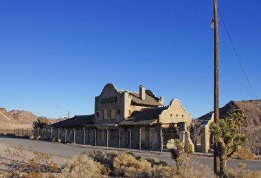 citta fantasma death valley