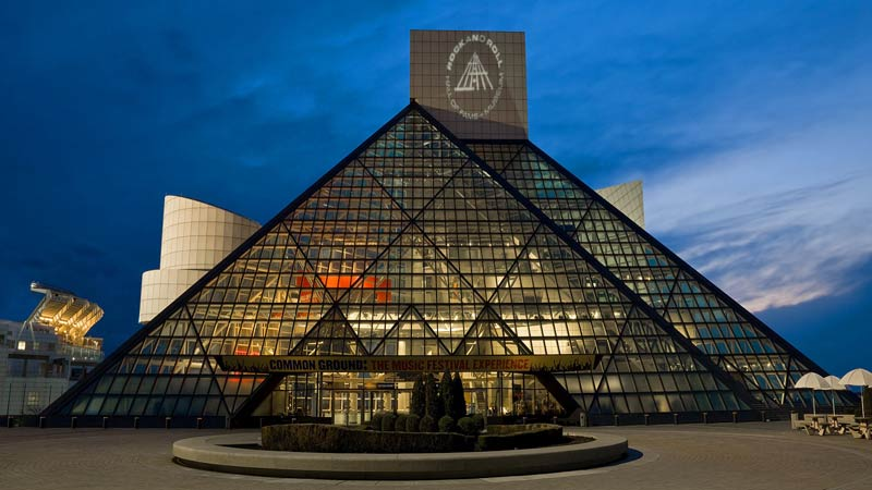 rock roll hall fame clevaland