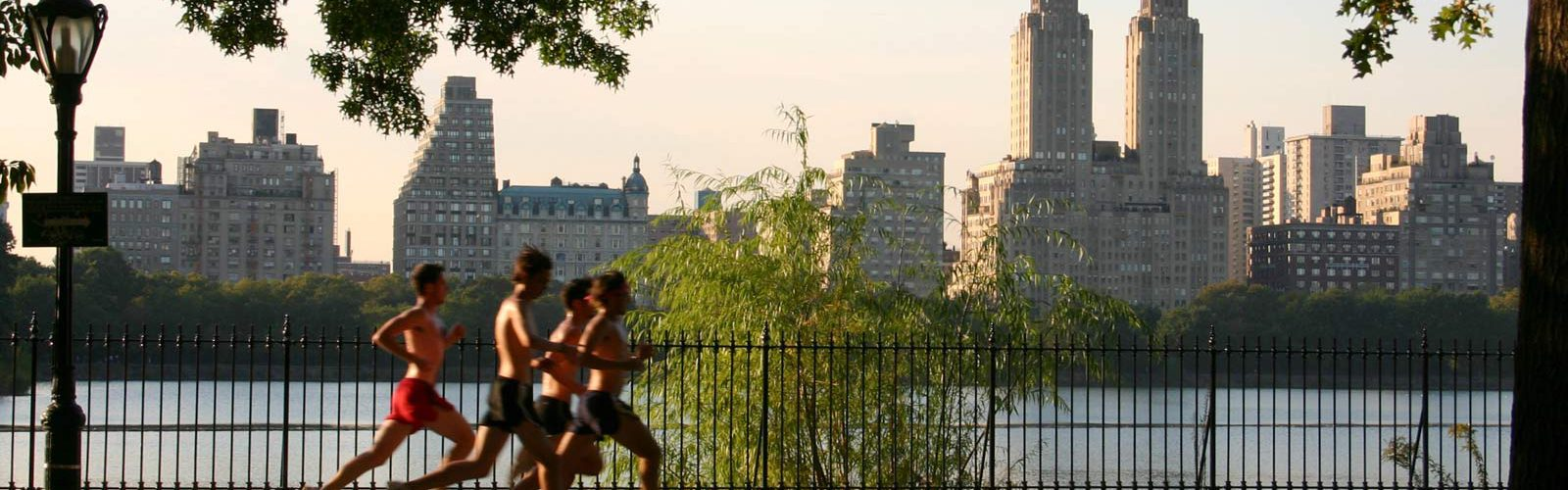 jogging new york