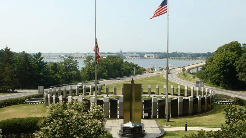 memorial annapolis