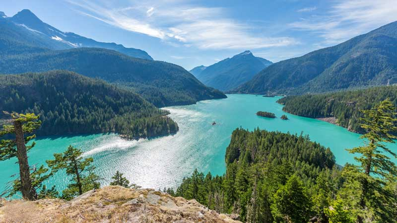 visitare north cascades