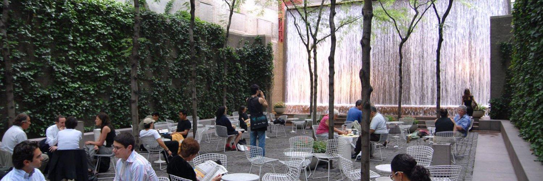 paley park new york