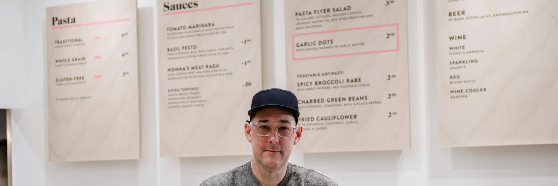 pasta flyer new york