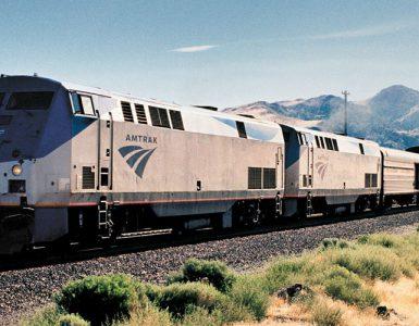 viaggio usa treno