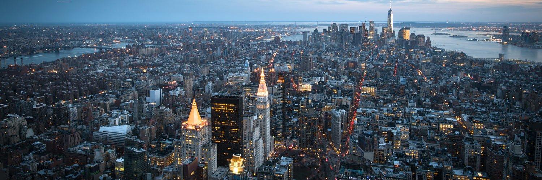 organizzare new york
