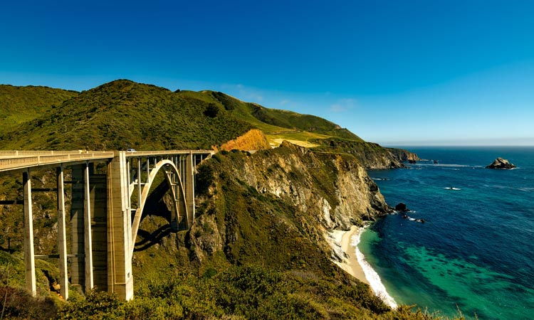 pacifi coast california