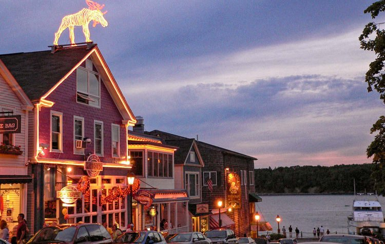 visitare bar harbor