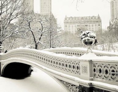 inverno new york