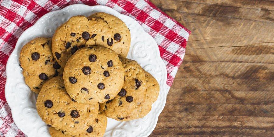 ricetta cookies