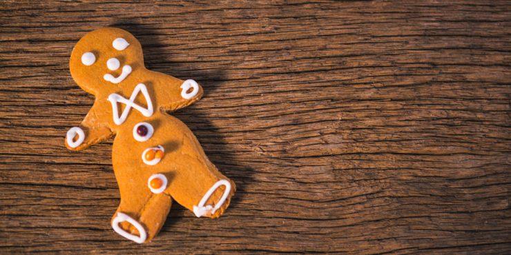 ricetta gingerbread man