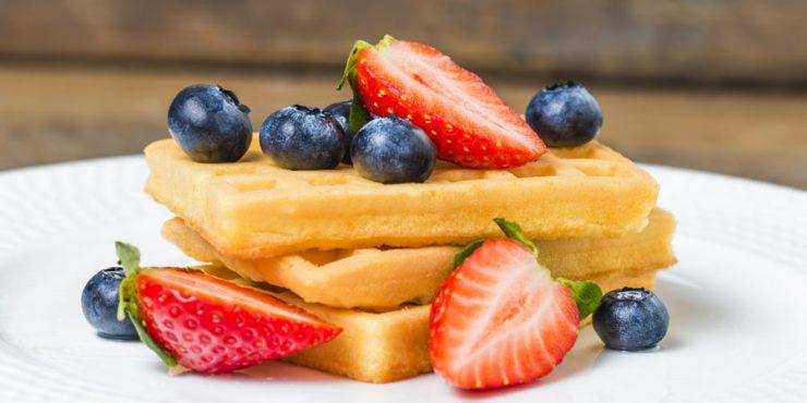 ricetta waffle