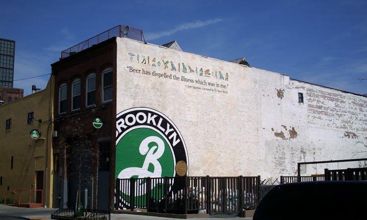 williamsburg brooklyn brewery