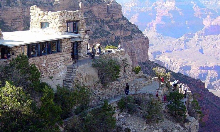 alloggio grand canyon