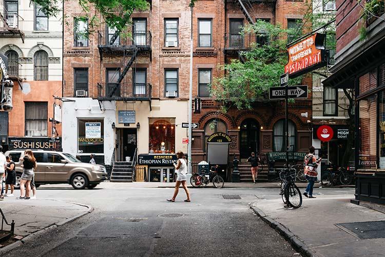 I quartieri e le zone migliori dove dormire a New York: i miei consigli