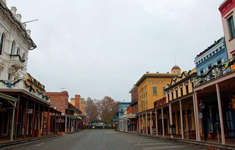 sacramento old town