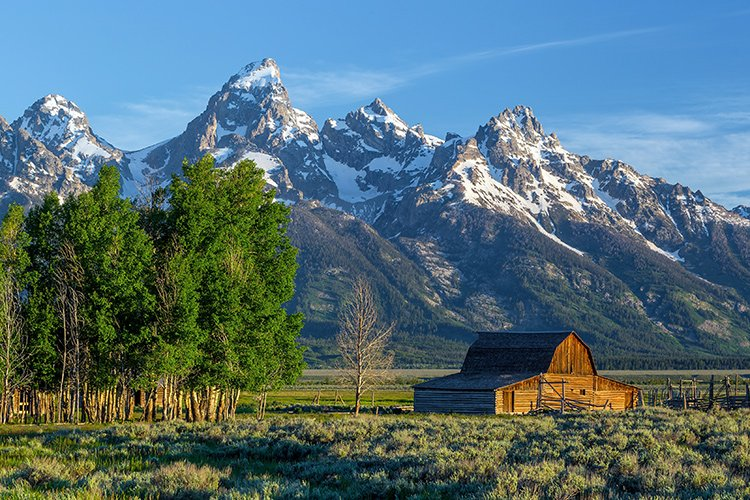 grand teton wyomingn