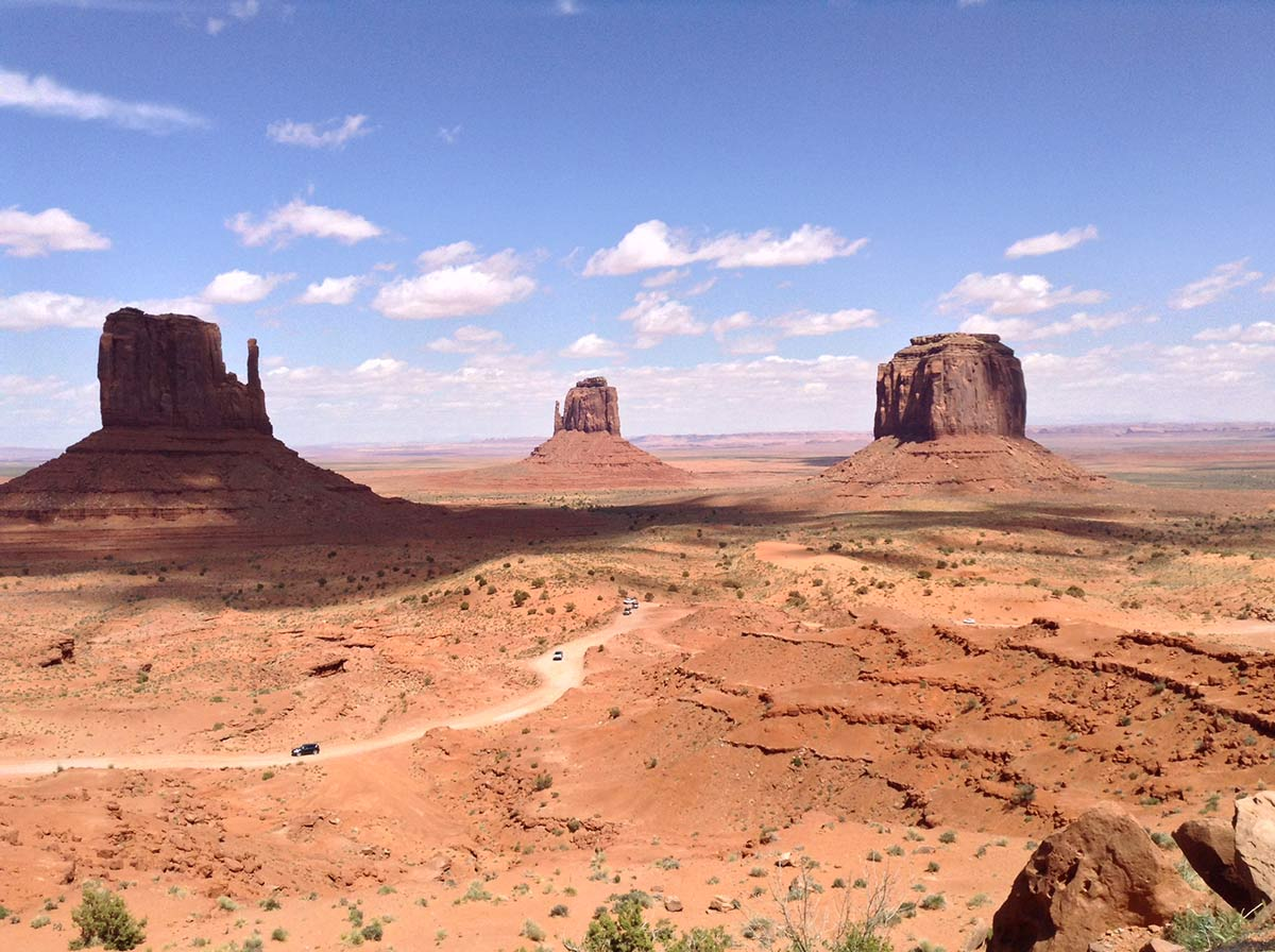 monument valley informazioni