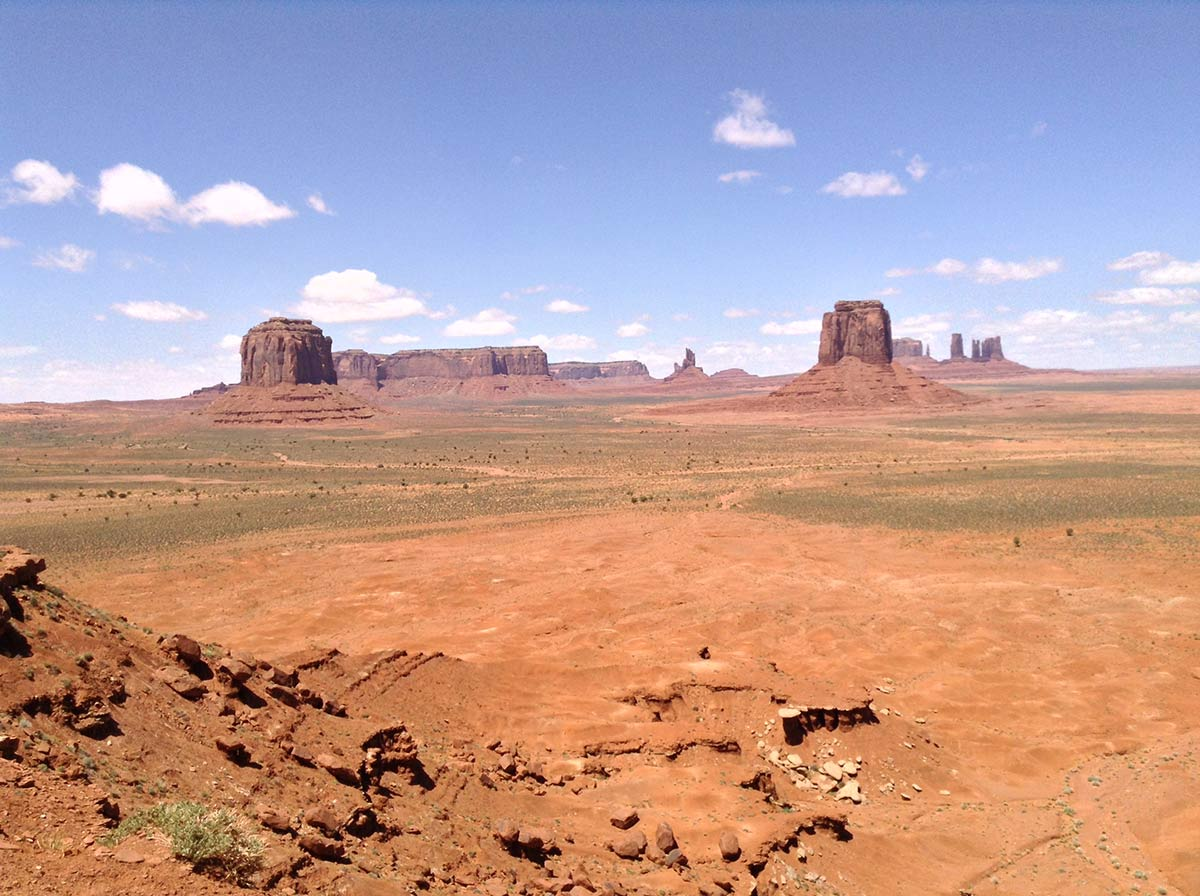 monument valley parco usa