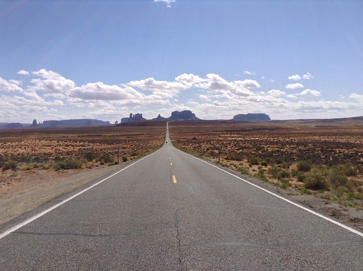 monument valley viaggio