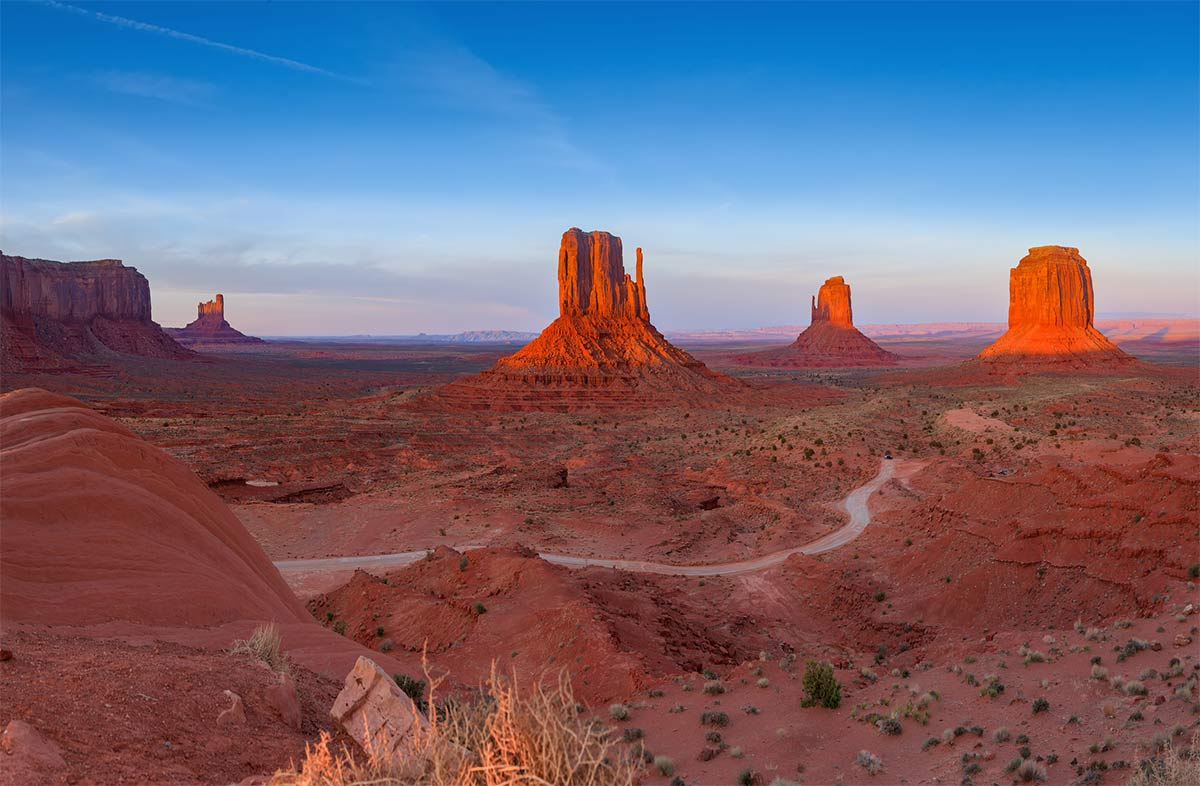 monument valley visitare
