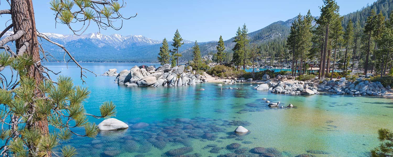 lake tahoe itinerario