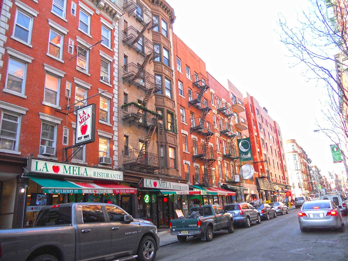 little italy cosa vedere