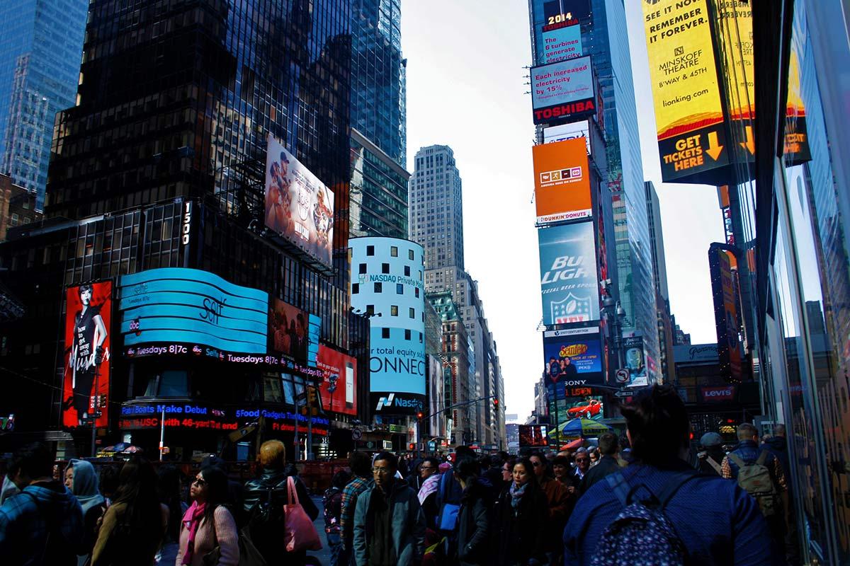 new york tour 5 giorni