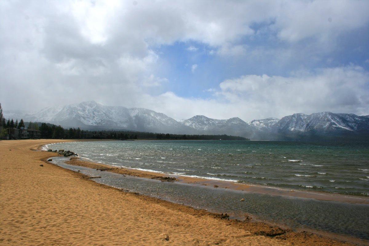 visitare Lake tahoe