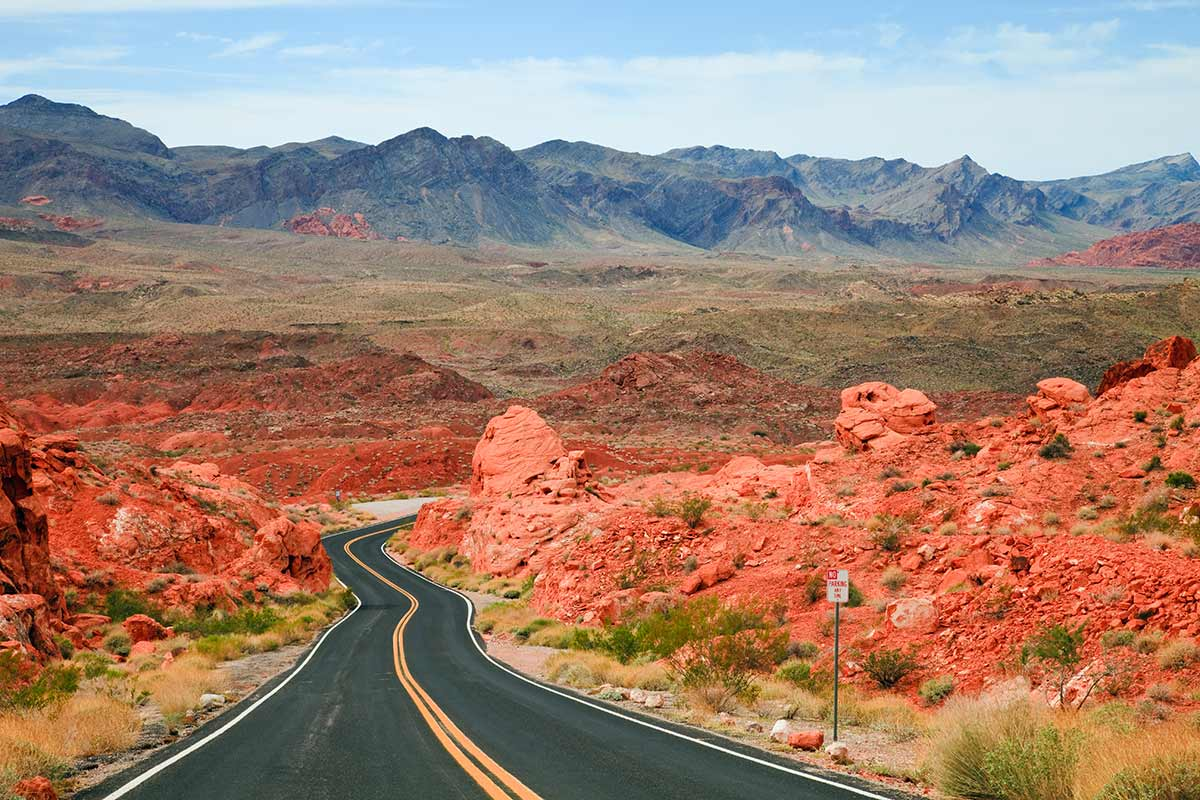 da las vegas valley of fire