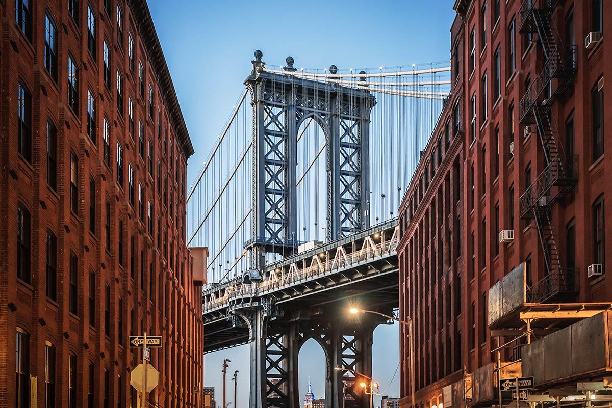 dumbo new york itinerario