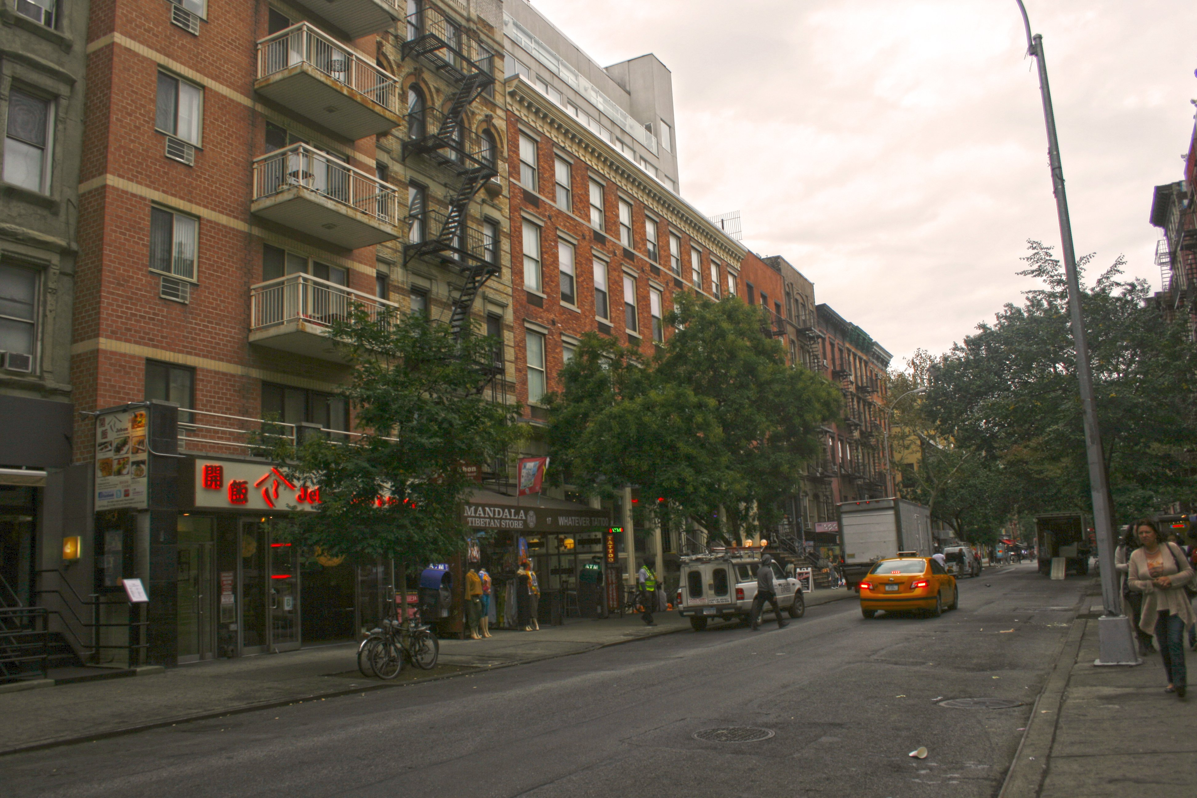 st marks place