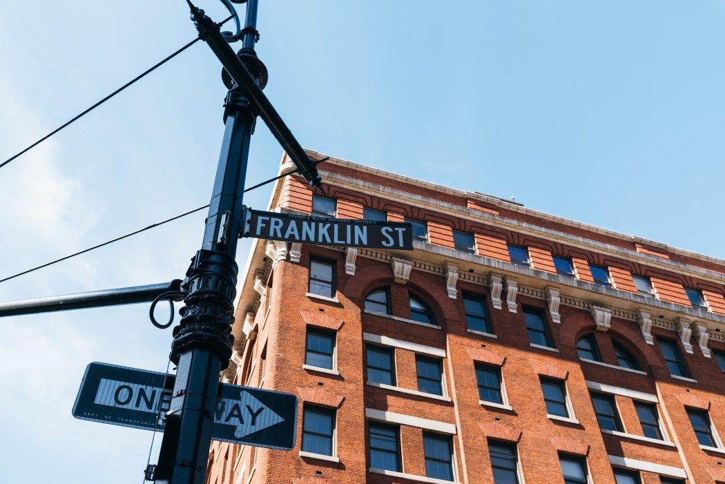 tribeca franklyn street